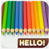 Hello Color Pencil(你好彩笔) for android V1.700 安卓版