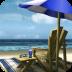 3D海滩动态壁纸 V1.0 安卓版