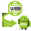 Website to APK Builder(网站apk制作工具) V1.0 绿色版