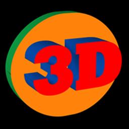 Binerus 3D Text(3d图标制作软件) V1.0 绿色版
