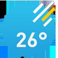 一加天气app V1.0 安卓版