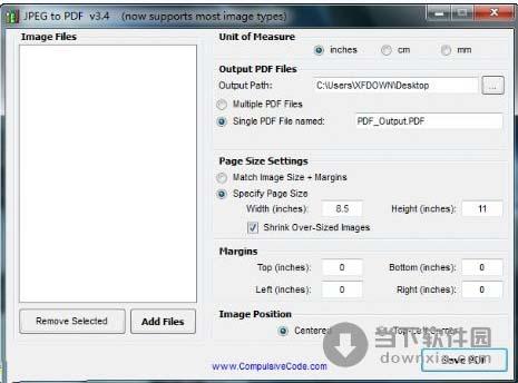 jpg to pdf转换器_JPEG to PDF(JPG转PDF格式转换器) V3.7 英文绿色免费版 下载_当下软件 ...
