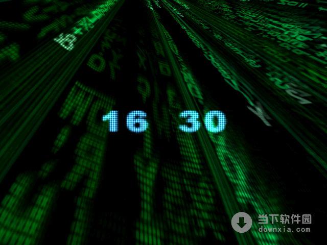 黑客帝国数字雨|黑客帝国数字雨屏保