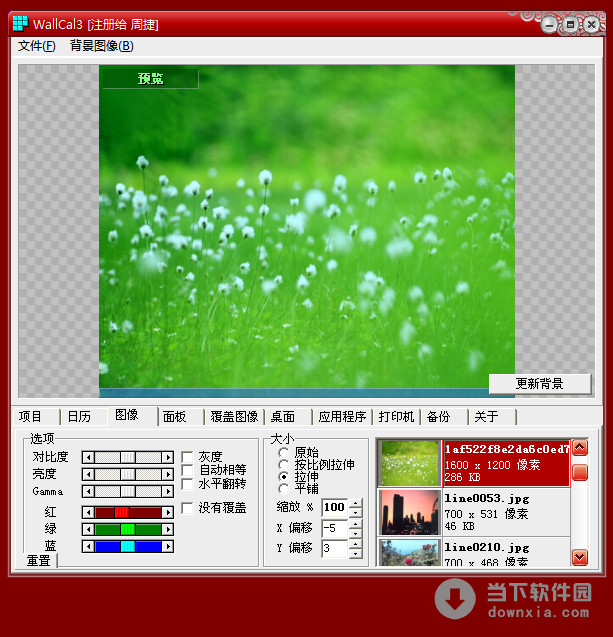 Wallpaper Calendar Zepsoft : Wallcal wallpaper calendar 桌面日历记事本 v build 汉化注册版