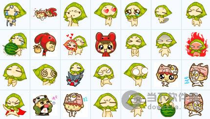 简介:绿头巾qq表情包是一款可爱与猥琐图片