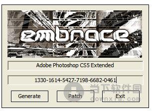 photoshop cs5注册机