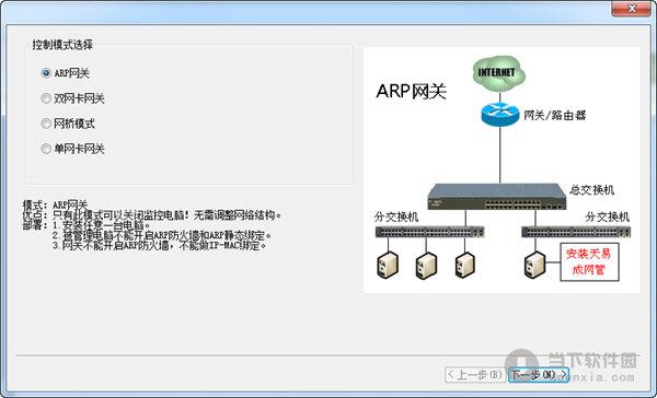 天易成网络管理系统