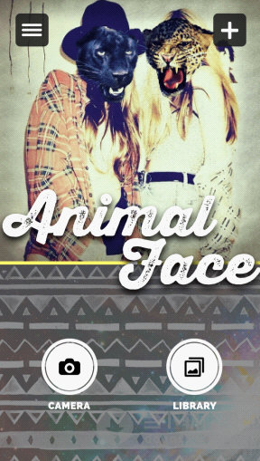 Animal Face for iphone