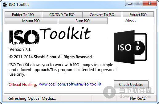 ISO Toolkit