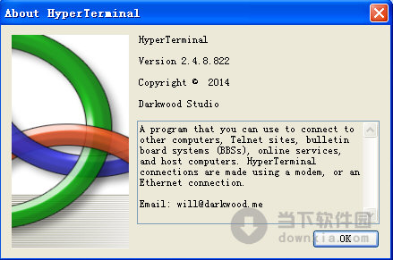 Hyper Terminal中文版 Hyper Terminal(超级终端软件) V2 6 2 官方汉化版