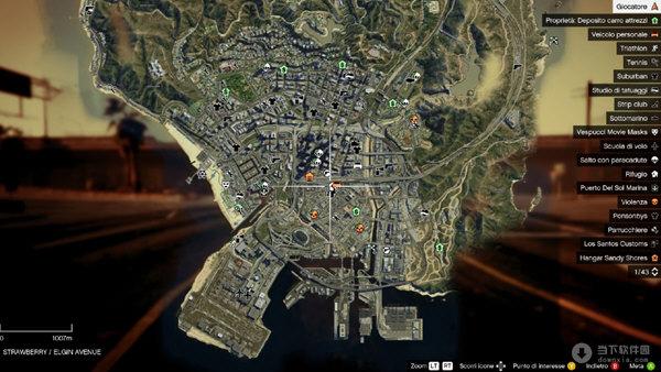 gta5彩色地图怎么设置图片