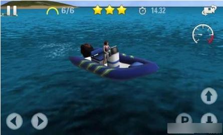 现代气垫船大赛2015破解版 V1.0 安卓版截图1