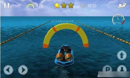 现代气垫船大赛2015破解版 V1.0 安卓版截图2