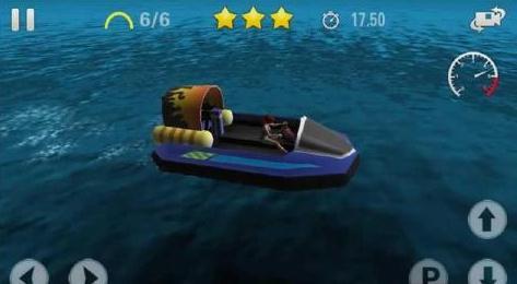 现代气垫船大赛2015破解版 V1.0 安卓版截图3