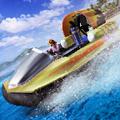 现代气垫船大赛2015破解版 V1.0 安卓版