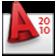 autocad2010 64位注册机 绿色免费版