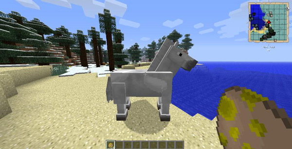 我的世界马驯服方法: 1、首先,你要找到野马,一般在平原上会有,你需要接近并右键骑乘,但是基本会被马甩下来。 2、在驯化进程可以通过喂马苹果,小麦或糖增加好感度。 3、完成驯化的标志是马不再尝试把你甩下来。这时你只需按下潜行按键下马,然后给马套上鞍。不用其他措施的话,第一次驯化尝试的成功率为0;第二次为5%,(如果第二次失败)第三次为10%,依此类推。