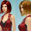 模拟人生4女性俏丽中发MOD V1.0 绿色免费版