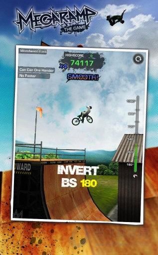 斜坡特技大作战 V1.3 安卓版截图3