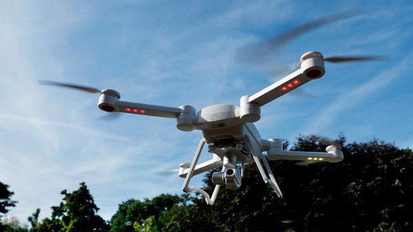 ProDrone推出专业级无人机Byrd