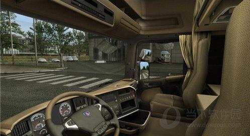 欧洲卡车模拟2三色车灯MOD