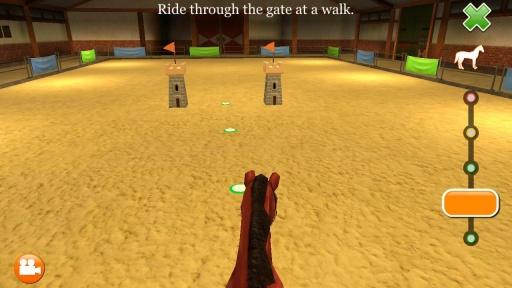 马的世界3D我的坐骑修改版 V1.5 安卓版截图1