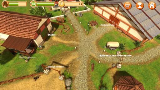 马的世界3D我的坐骑修改版 V1.5 安卓版截图3
