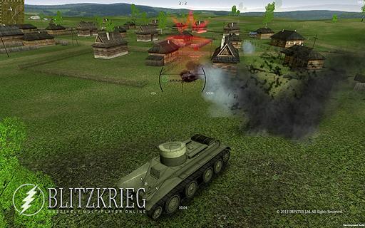 坦克闪电战修改版 V0.91 安卓版截图2