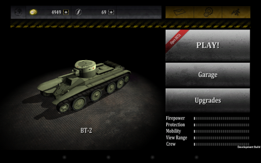 坦克闪电战修改版 V0.91 安卓版截图3
