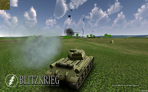 坦克闪电战修改版 V0.91 安卓版截图6