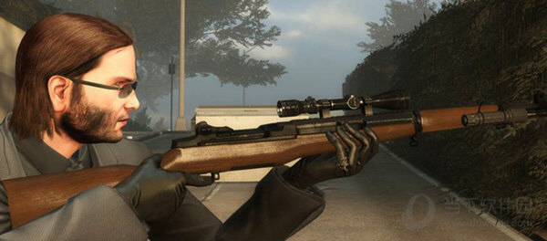 求生之路2m1加兰德步枪mod
