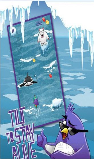 企鹅冲浪冒险无限金币版