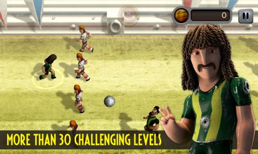 桌面足球修改版 V1.1 安卓版截图7