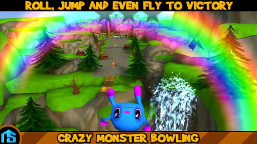 疯狂怪兽保龄球修改版 V2.0 安卓版截图3