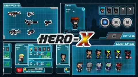 英雄X内购破解版