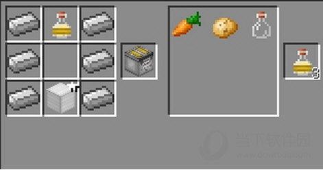 我的世界1.7.10炒菜mod