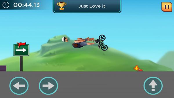 疯狂单车无限钻石版 V1.0.4 安卓版截图3