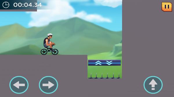 疯狂单车无限钻石版 V1.0.4 安卓版截图4