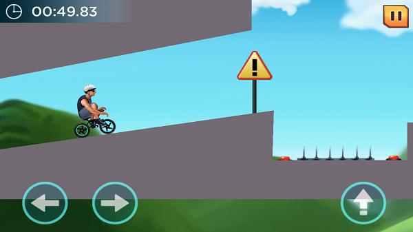 疯狂单车无限钻石版 V1.0.4 安卓版截图2