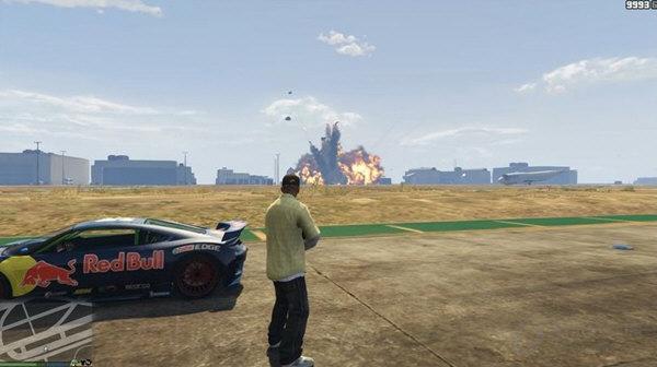 gta5加强版爆炸mod