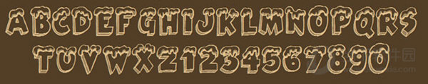 Air Mail字体