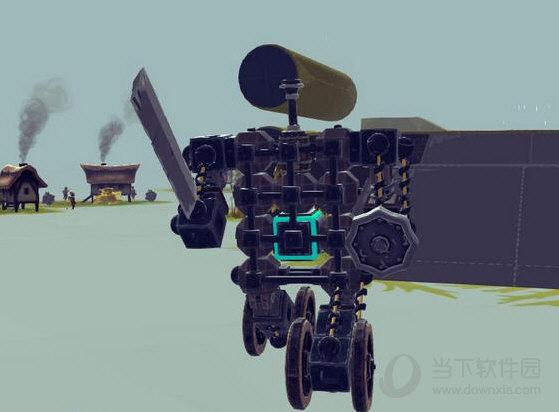 围攻海洋模拟器mod