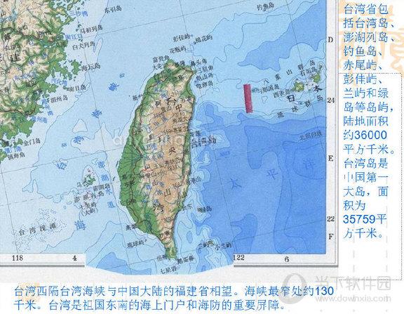 台湾介绍主题PPT模板