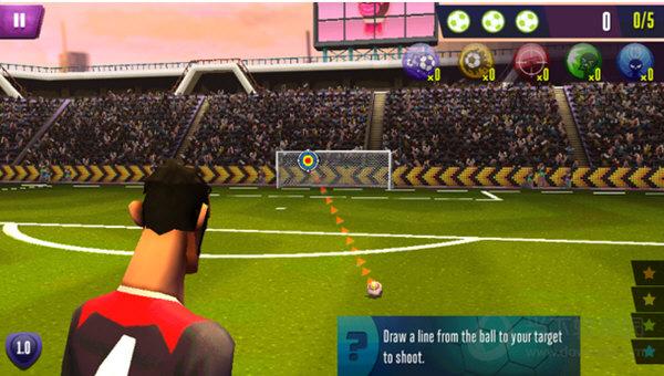 踢吧足球勇士修改版 V1.0.8 安卓版截图3