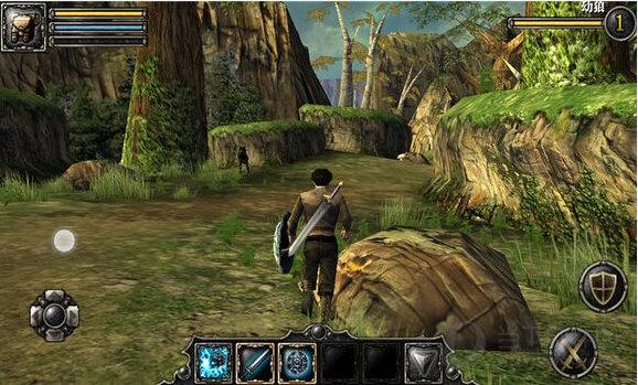 阿尔龙剑影HD修改版