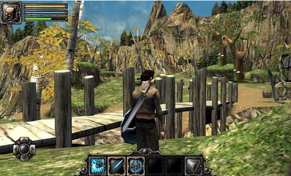 阿尔龙剑影HD修改版 V4.53 安卓版截图2