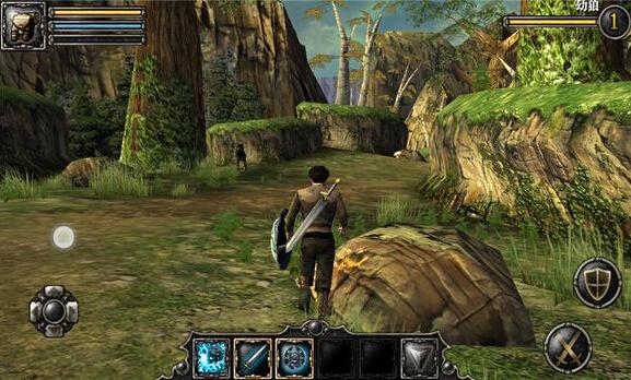 阿尔龙剑影HD修改版 V4.53 安卓版截图1