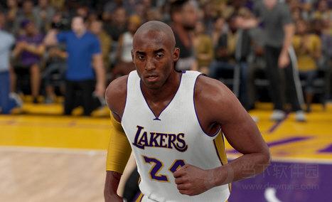 NBA 2K16科比真实面补MOD