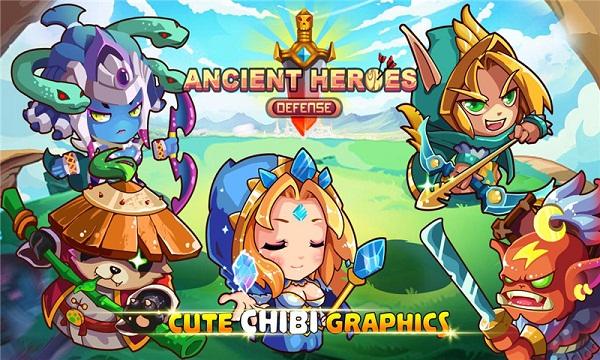 古代英雄塔防无限钻石版 V1.0.1 安卓版截图2