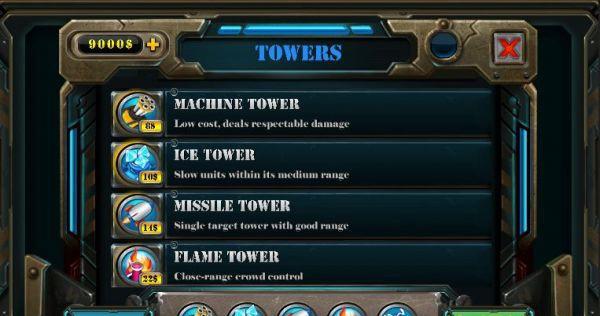 塔防演进2无限金币版 V1.0 绿色免费版截图3